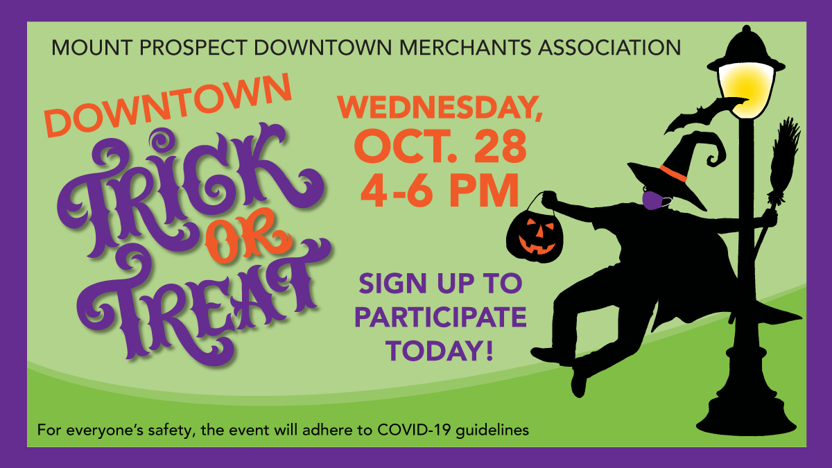 Downtown Trick-or-Treat -Merchants