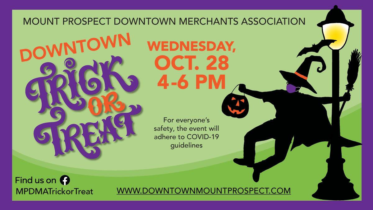 Downtown Trick-or-Treat – Participants